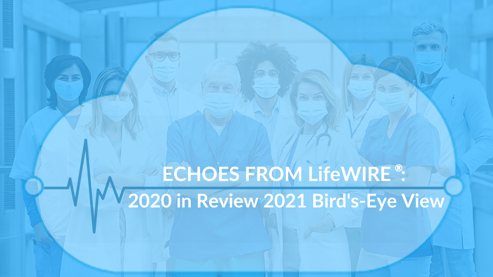 Echoes From LifeWIRE: 2020 in Review and 2021 Bird's-Eye View